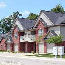 Rental info for Stoney Park Place Apartments
