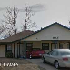 Rental info for 802 HACKBERRY ST (A-B) in the Copperas Cove area