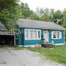 Rental info for 2BD/1BA Single Family Home in the Jeffersonville area