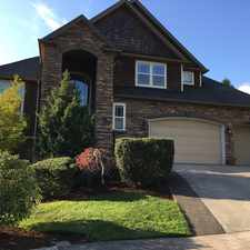 Rental info for Luxury Camas home! Perfect for entertaining!