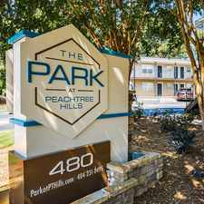 Rental info for Park at Peachtree Hills Apartments