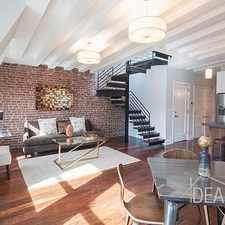 Rental info for 1372 Dean St #D in the Crown Heights area