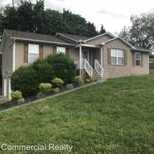 Rental info for 1122 Plum Court in the Morristown area