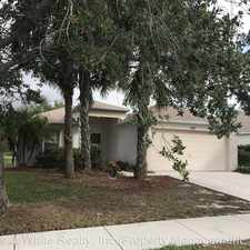 Rental info for 262 SW Panther Trace