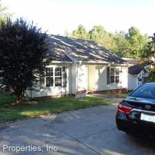 Rental info for 428 Shady Brook Rd.