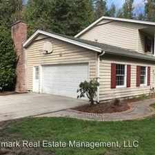 Rental info for 1031 E McLeod in the 98225 area