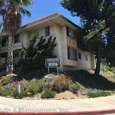 Rental info for 8180 Vincetta Drive in the La Mesa area