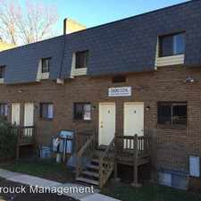 Rental info for 2100 Jefferson Park Avenue #4 in the Charlottesville area