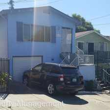 Rental info for 4525 San Carlos Ave in the Oakland area
