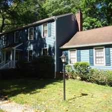 Rental info for 1512 Turnmill Drive