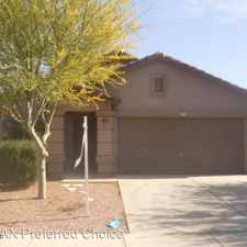 Rental info for 13807 West Peck Drive