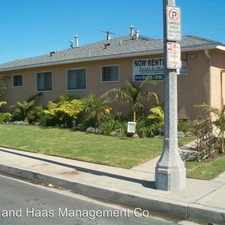 Rental info for 4548 Lakewood Blvd. in the Long Beach area