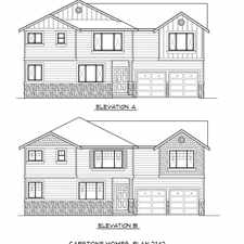 Rental info for NEW CONSTRUCTION IN FREDERICKSON!