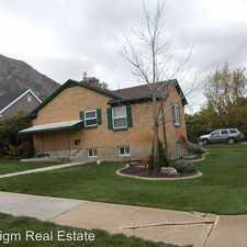 Rental info for 2606 Fillmoore