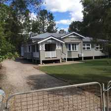 Rental info for Classic Home on 2 ACRES Great for Horse Owner in the Caboolture area