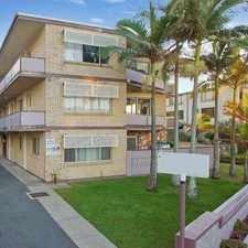 Rental info for 2 BEDROOM UNIT + POOL in the Surfers Paradise area