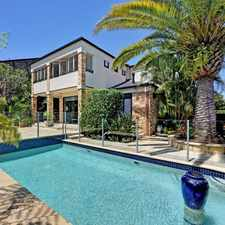 Rental info for BEAUTIFUL TOWNHOUSE ONE STREET FROM THE BROADWATER!