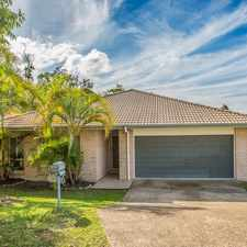 Rental info for LARGE, STUNNING FAMILY HOME - 2 AIR CONDITIONERS! in the Pimpama area