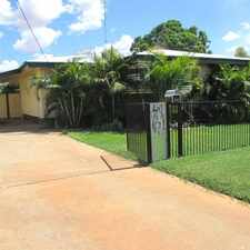 Rental info for AN ENTERTAINERS DELIGHT - Three Bedroom Home with Deck! in the Mount Isa area