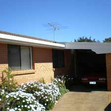 Rental info for 2 Bedroom Unit at Great Price! in the Toowoomba area