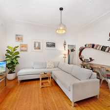 Rental info for FABULOUS LIGHT FILLED 2 BEDROOM in the Tamarama area