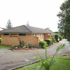 Rental info for SUNNY SAVOY in the Port Macquarie area