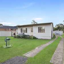 Rental info for Perfect Location, Perfect House in the Wyong area