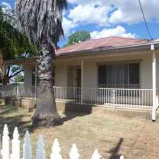 Rental info for Large yard, convenient location