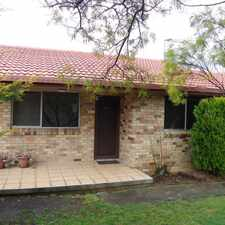 Rental info for Partly Furnished in the Armidale area