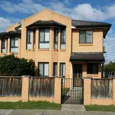Rental info for Near New in the Casula area