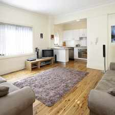 Rental info for ONE BEDROOM UNIT IN THE HEART OF BONDI BEACH! in the North Bondi area
