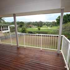 Rental info for GREAT FAMILY SIZED HOME - GOLF COURSE VIEWS in the Banora Point area