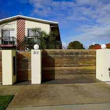 Rental info for SEASIDE 2 BEDROOM UNIT in the Adelaide area