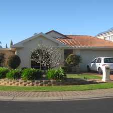 Rental info for SPACIOUS FAMILY HOME, FANTASTIC LOCATION! in the Parafield Gardens area