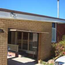 Rental info for Rent Includes WATER USAGE in the Sydney area