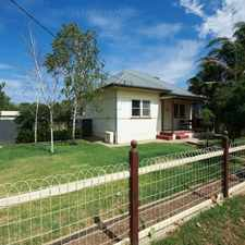 Rental info for Cosy Cottage Styled Home in Central in the Wagga Wagga area