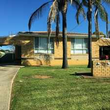 Rental info for Two Bedroom Unit in South Tamworth