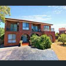 Rental info for QUALITY 5 BEDROOMS 3 BATHROOMS PLUS A STUDY ON A HANDY LOCATION!!!!!!!!!!!