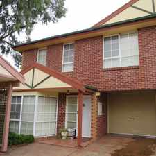 Rental info for MODERN SPACIOUS LIVING IN QUIET LOCATION in the Oakleigh South area