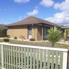 Rental info for Lovely 3 Bedroom Home Well Positioned property