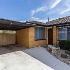 Rental info for Large Unit! in the Dandenong North area