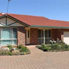 Rental info for Idyllic location in the Dubbo area