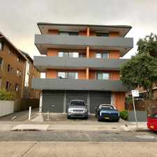 Rental info for GOOD SIZED APARTMENT WITH LOCK UP GARAGE & WRAP AROUND BALCONY. JUST A WALK TO THE BEACH!