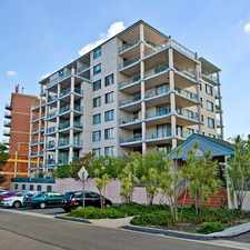 "Rental info for Two Bedroom Modern Apartment in ""Rainbow Court"" in the Sydney area"