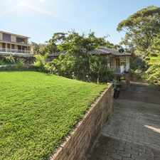 Rental info for Large Family Home in quiet culdesac in the Collaroy area