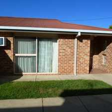 Rental info for Affordable and spacious unit in the Wagga Wagga area