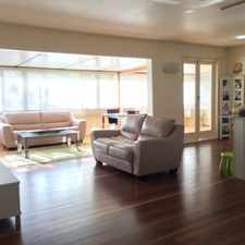 Rental info for LARGE THREE BEDROOM HOME SITUATED IN QUITE AND PRIVATE LOCATION in the Brisbane area