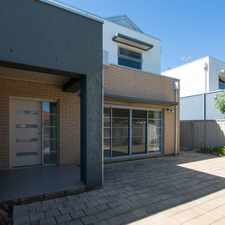 Rental info for Perfect Townhouse in Top Location! **OPEN CANCELLED FOR SAT 20TH*** in the Adelaide area