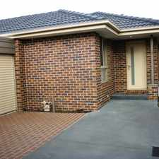 Rental info for MODERN THREE BEDROOM VILLA in the Melbourne area