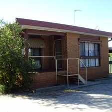 Rental info for AVAILABLE NOW - Neat, Cosy and Central in the Echuca area